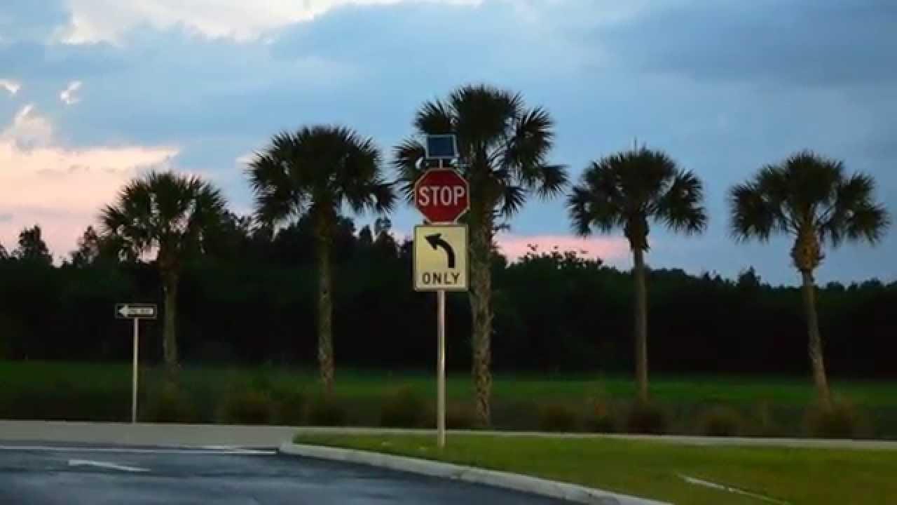 Flashing Stop Sign R1 1 Solar Traffic Systems Inc