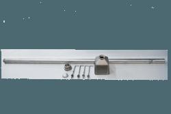 "4"" Aluminum Pole System"