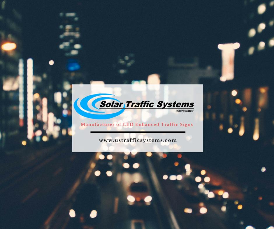 Solar Powered Flashing Traffic Signs Solar Traffic Systems