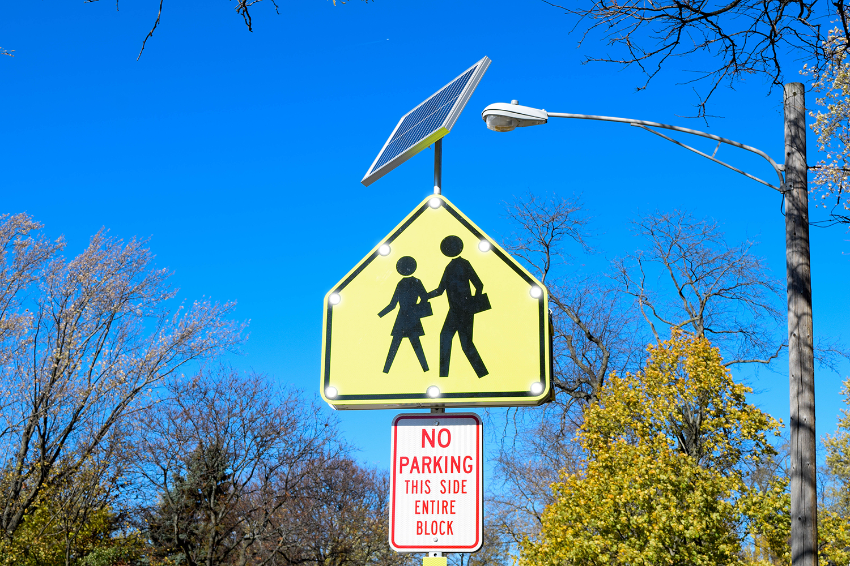 S1-1 School Zone Pedestrian