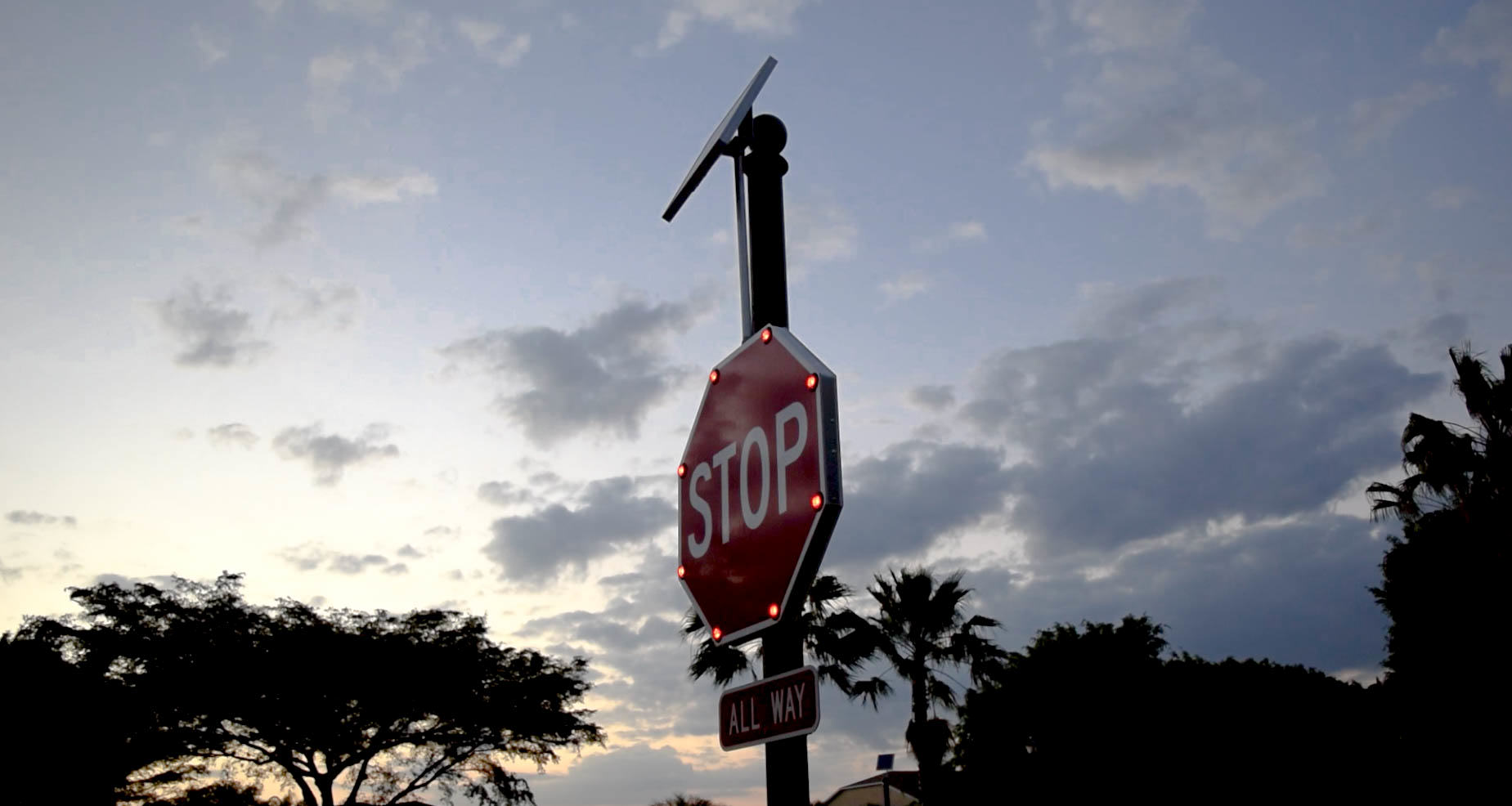 R1-1 Stop Sign in Florida