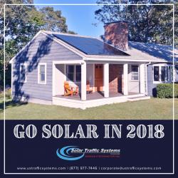 Solar in 2018