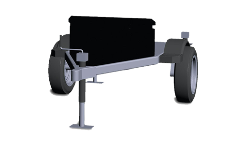 Speed Radar Trailer